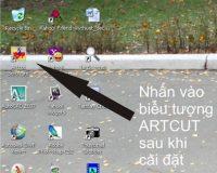 Thông số phần mềm Artcut2005 cho máy PCUT