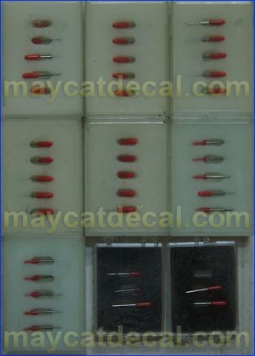 Dao máy cắt decal Trung Quốc kiểu Mimaki