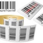 Cắt bế tem nhãn mã vạch (Qr code, barcode) decal