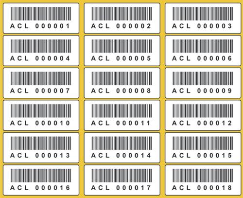 Cắt bế tem nhãn mã vạch (Qr code, barcode) chính xác tuyệt đối