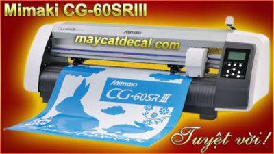 Máy Mimaki CG-60SRIII