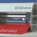 Máy cắt decal Mini Refine DC240